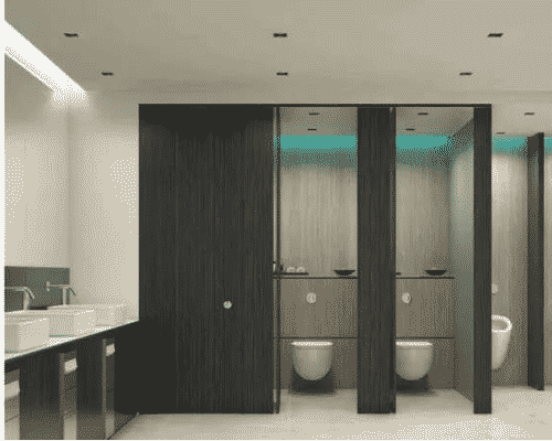 innovative-solutions-innovative washroom management system-smart toilet